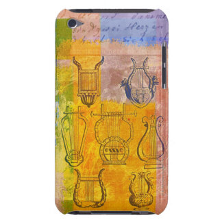 Ancient Musical Instruments iPod Touch Case