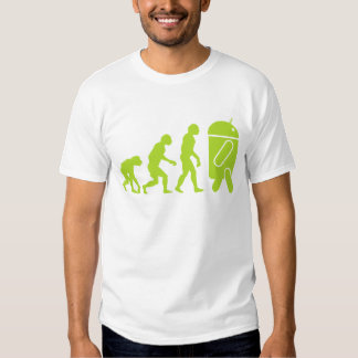 Android Evolution Tshirt