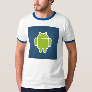 Android Men's Ringer Tee