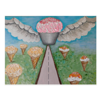 angel cake.JPG Postcard