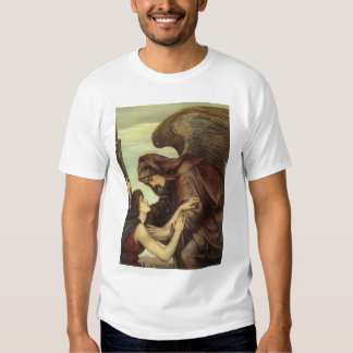 Angel of Death by Evelyn De Morgan T Shirts