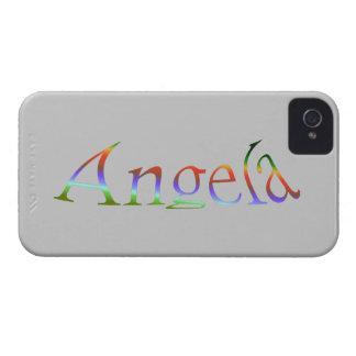 Angela iPhone 4 Covers