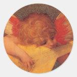 Angelic Musician - Sticker