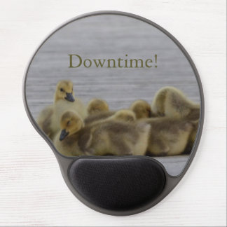 Animal Bird Canada Geese Gel Mouse Pad