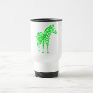 animal touch zebra Africa zoo kindermitive child Stainless Steel Travel Mug