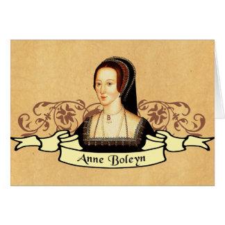 Anne Boleyn Classic Greeting Card