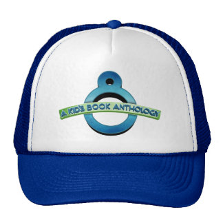 antology8 logo cap