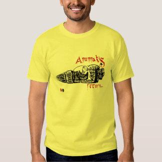 anunnaki return t shirts