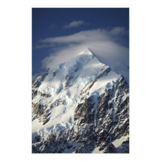 Aoraki Mount Cook, Mackenzie Country, South 2 Photo Art