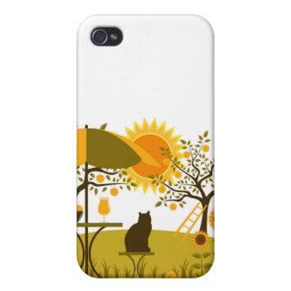 Apple Harvest iPhone 4/4S Cases