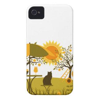 Apple Harvest iPhone 4 Case-Mate Cases