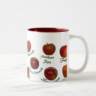 Apple Identification Mug