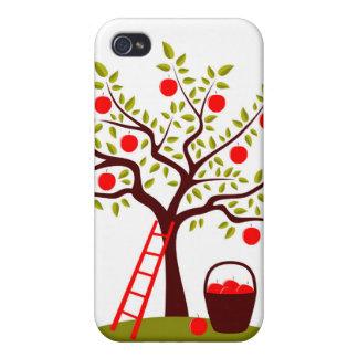 Apple Tree iPhone 4 Cases