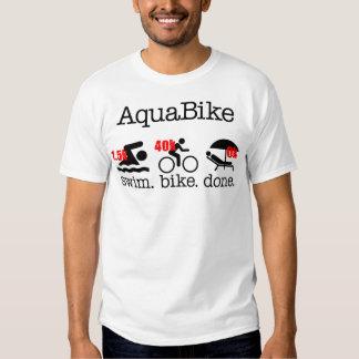 Aquabike Olympic Distance T-shirt
