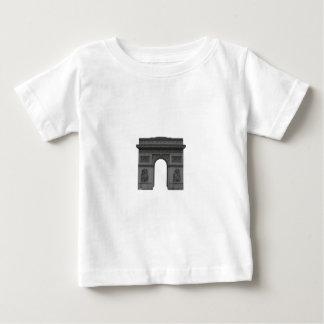Arc de Triomphe: 3D Model: Tee Shirts