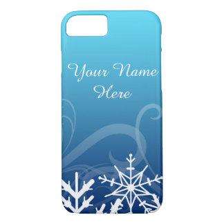 Arctic Frozen Snowdrift Personalised iPhone 7 Case