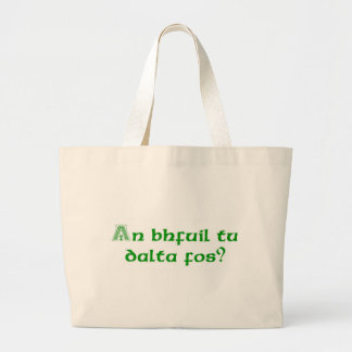 Are You Drunk Yet? Jumbo Tote Bag