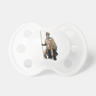 ARES GREEK WARRIOR GOD STATUE PACIFIER