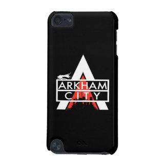Arkham City Logo White iPod Touch 5G Cover