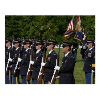 Arlington National Cemetery, Arlington, Postcard