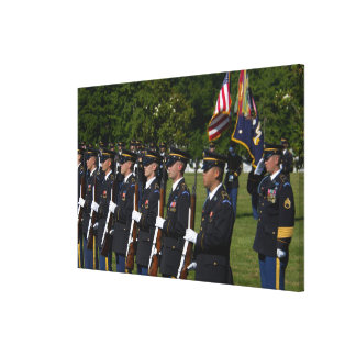 Arlington National Cemetery, Arlington, Stretched Canvas Prints