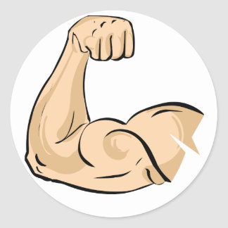 Arm Muscle Stickers
