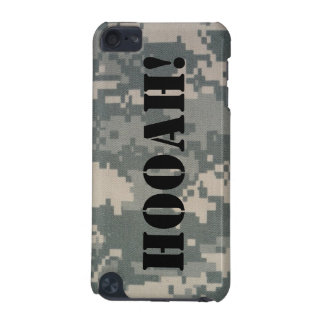 ARMY HOOAH! iPod TOUCH (5TH GENERATION) COVER
