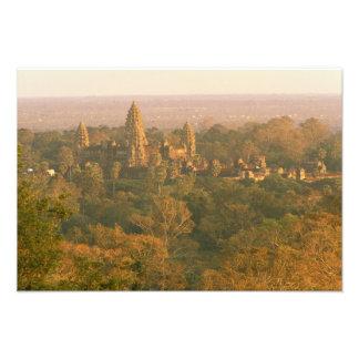 Asia, Cambodia, Siem Reap. Angkor Wat. Photograph