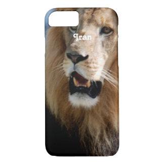 Asiatic Lion of Iran iPhone 7 Case