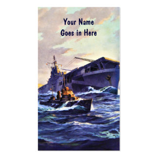At Sea Pack Of Standard Business Cards