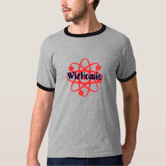 Atomic-White/Navy T Shirt