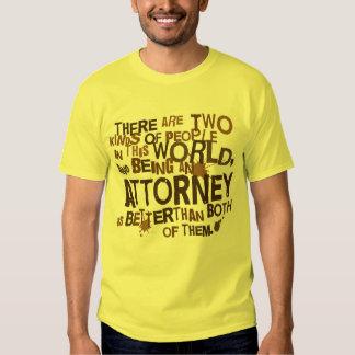 Attorney Gift T Shirt