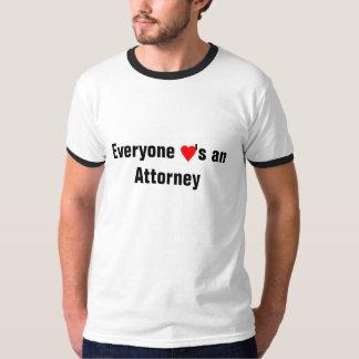 Attorney Tshirts