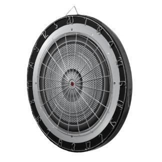 Audio Speaker Dartboard