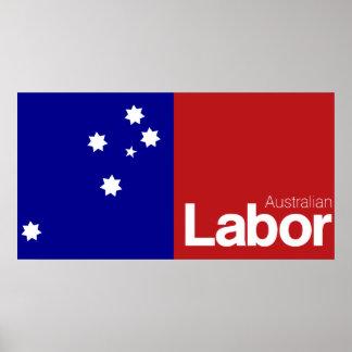 Australian Labor Party 2013 Poster