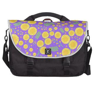 Australian Wattle Computer Bag