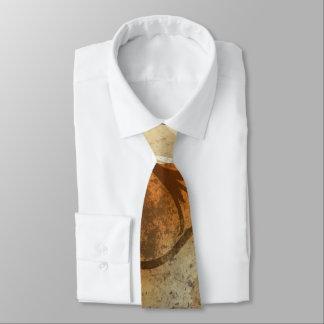 Autumn Grunge Tie