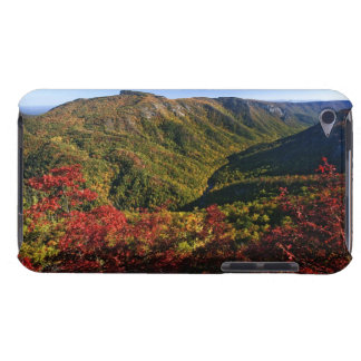Autumn view of Linville Gorge often called the Barely There iPod Cover