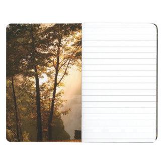 Autumns Waterfall Mist Journals