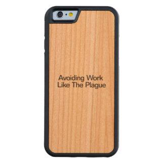 Avoiding Work Like The Plague Cherry iPhone 6 Bumper