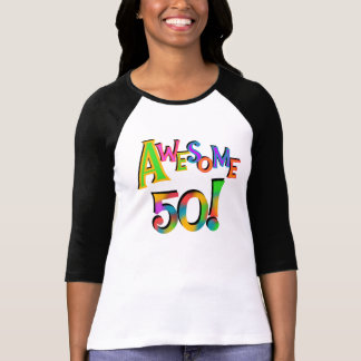 Awesome 50 Birthday T-shirts and Gifts