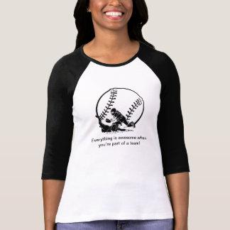 Awesome Softball Slide Home Softball Jersey Tshirt
