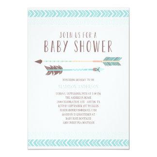 Aztec | Baby Shower Invitation