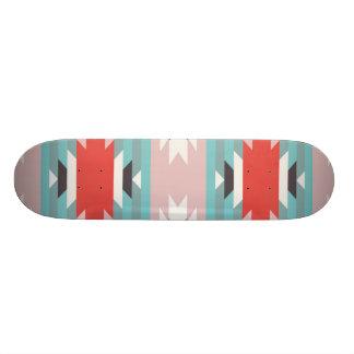 Aztec Tribal Pattern Native American Prints Skateboard Decks