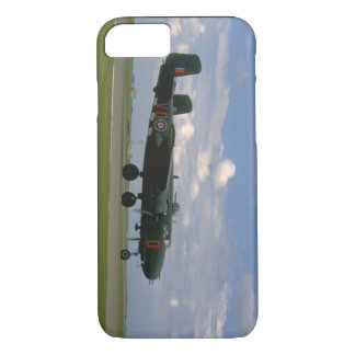 B25 On Ground, Right Side_WWII Planes iPhone 7 Case