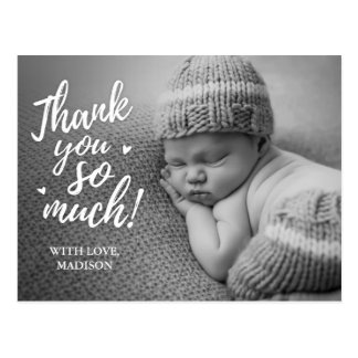 Baby Thank You Postcards