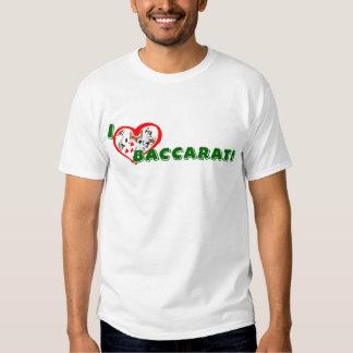 Baccarat Lover's Basic T-shirt