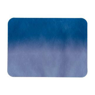 Background- Texture Watercolor Paper 3 Rectangular Photo Magnet