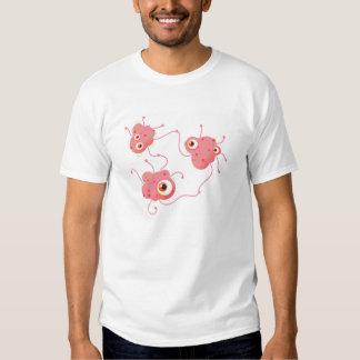 Bacteria Family Shirts