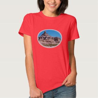 Badlands National Park South Dakota Tshirt